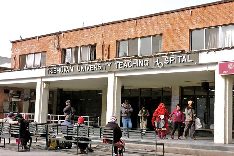 त्रिवि शिक्षण अस्पतालमा कलेजाे प्रत्याराेपण तयारी