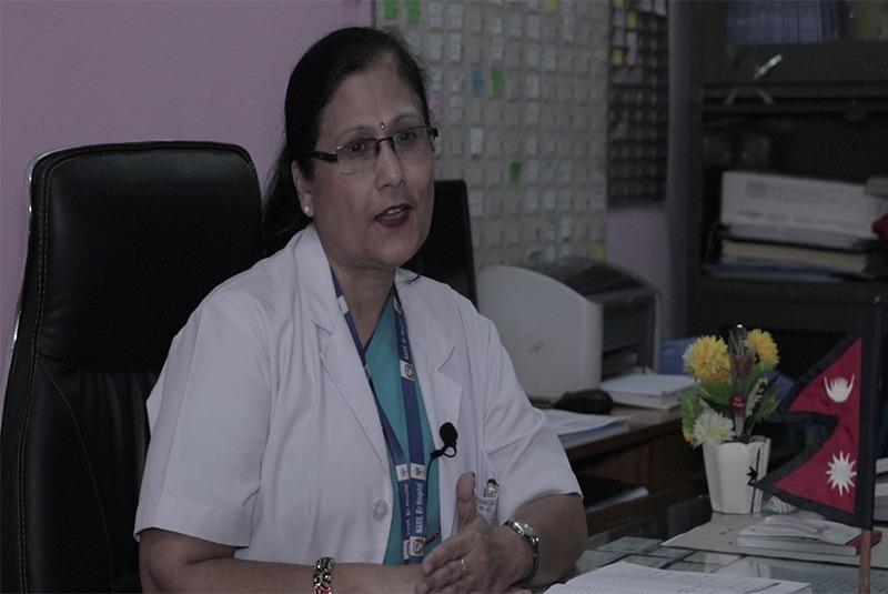 नेपालमा सन् २०३० सम्मलाई पुग्ने नर्स उत्पादन भइसकेका छन् : प्रा. गोमा निरौला