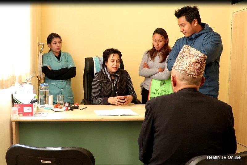 चाडबाड सकिएसँगै अस्पतालमा मधुमेहका बिरामीकाे घुइँचाे