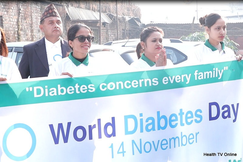 Families are the first line of defense in the battle to prevent and manage diabetes