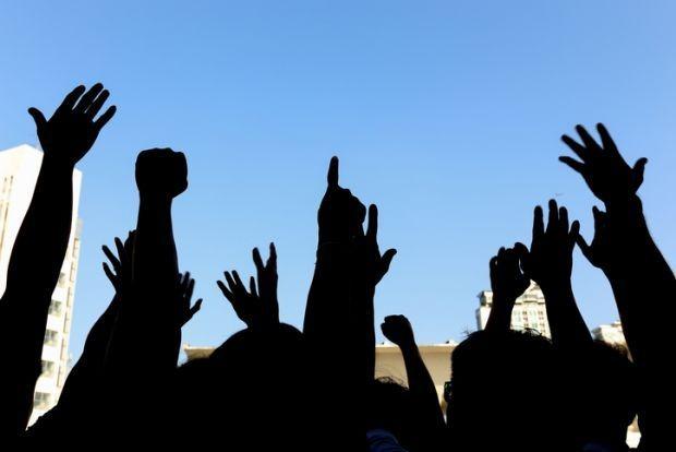 अष्ट्रेलियामा प्रदूषण नियन्त्रण गर्न माग गर्दै  प्रदर्शन