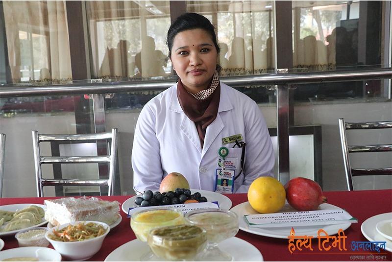 क्यान्सरको उपचारमा पोषणयुक्त खाना एक उपचार पद्धतिभित्रै पर्छ
