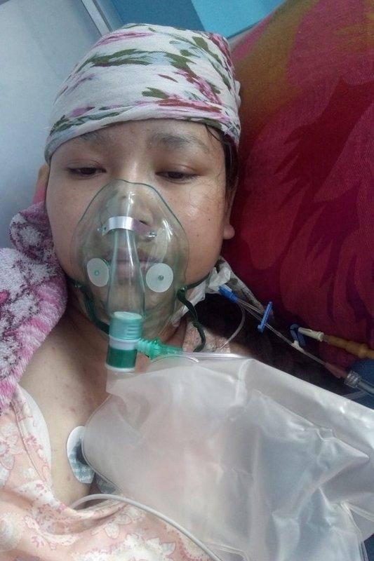 प्रत्यारोपण केन्द्रकी नर्स डिक्की भन्छिन्, मैले अनसन तोडेकै छैन्