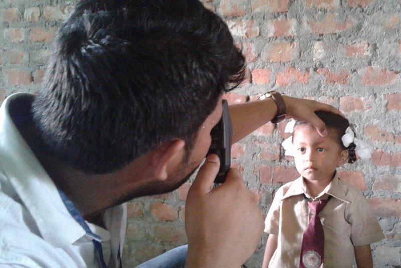 मोरङका ६ प्रतिशत विद्यार्थीमा दूरदृष्टि दोष