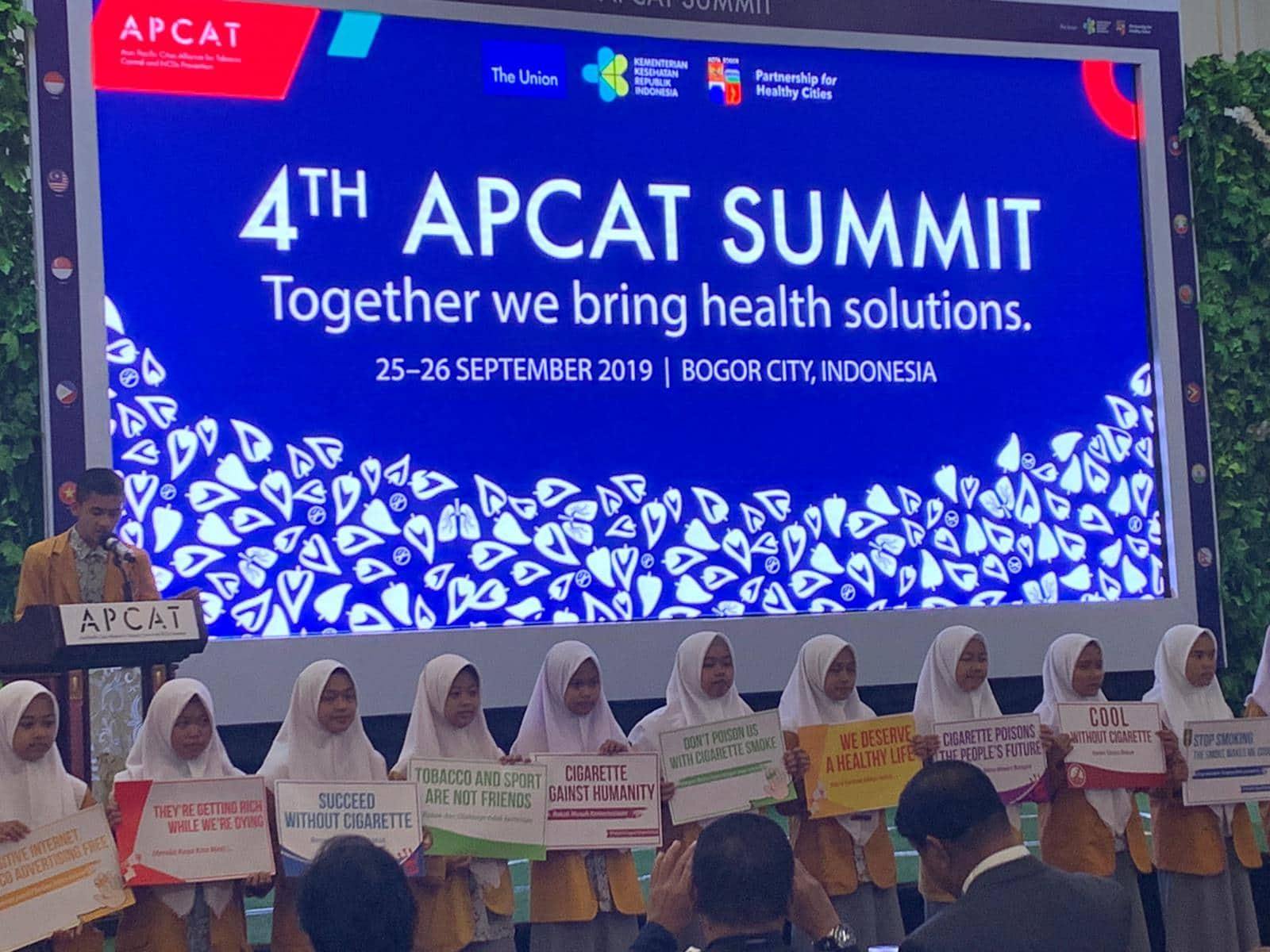 इन्डोनेसियाको बोगोरमा चाैथाे 'एपिक्याट' सम्मेलन शुरु
