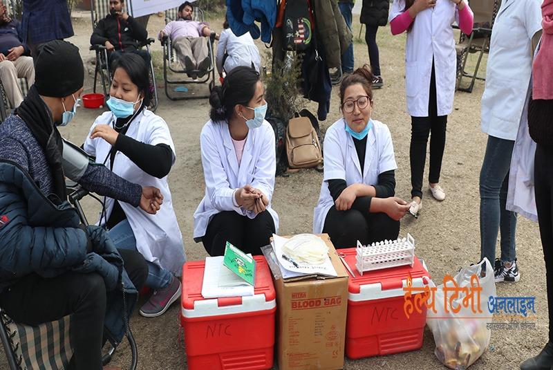 'एक चिकित्सक, एक स्वास्थ्य संस्था कार्यक्रम' शुरु गरिने