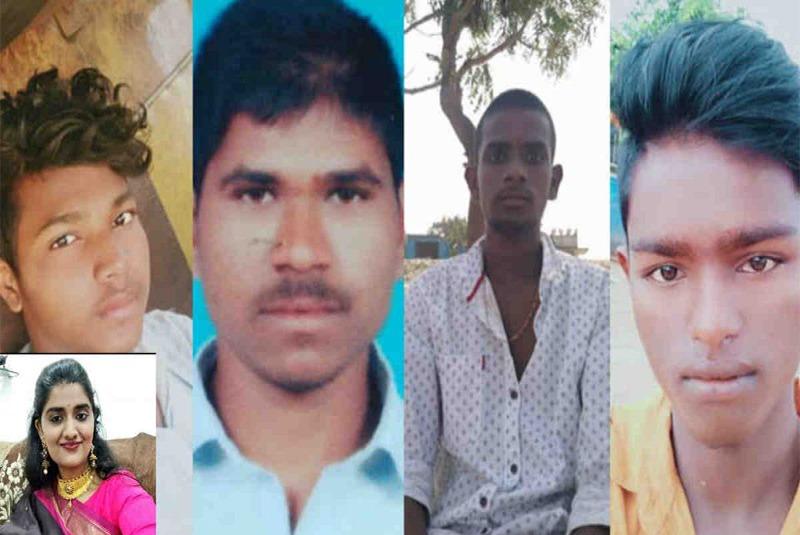 डा. प्रियंका 'बलात्कार र हत्या'काण्डका चार अभियुक्त 'इन्काउण्टर' मा मारिए