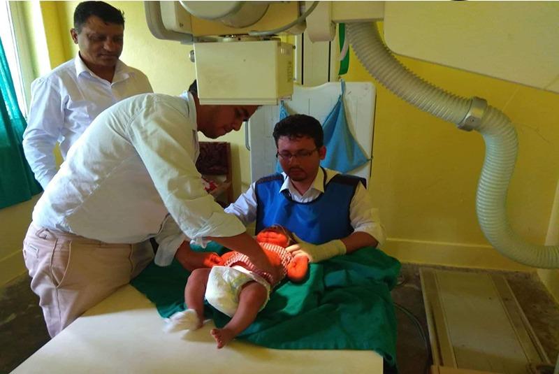 बिरामीको स्वास्थ्य सुरक्षा : सबैको दायित्व
