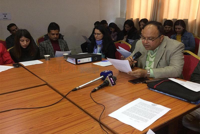 नेपालमा पनि 'क्लिनिकल ट्रायल रजिस्ट्री' स्थापना