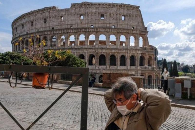 इटलीमा कोरोना सङ्क्रमण रोक्न ६ करोड मानिसलाई घरमै बस्न निर्देशन