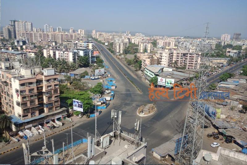 कोरोना लक्षित 'जनता कर्फ्युु' को असर भारतभर, यस्तो देखियो मुम्बई (फोटोफिचर)