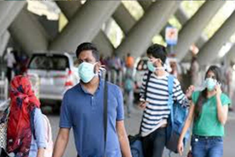 दिल्लीमा मास्क नलगाउनेलाई कारवाही