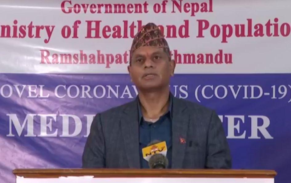 नेपालमा कोरोना भाइरस : अहिलेसम्म ७५८ को परीक्षण, तीनजनालाई संक्रमण