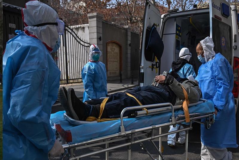 यी हुन् कोरोना संक्रमितको संख्या दुई लाख भन्दा बढी भएका १५ देश