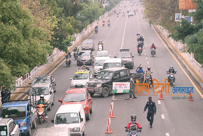छोटो दूरीका सार्वजनिक सवारी साधन चल्न दिइने