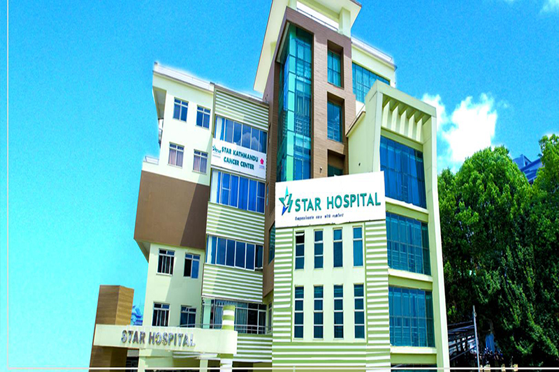 स्टार अस्पताललाई शुल्क लिएर पीसीआर परीक्षण गर्न सरकारले दियो अनुमति