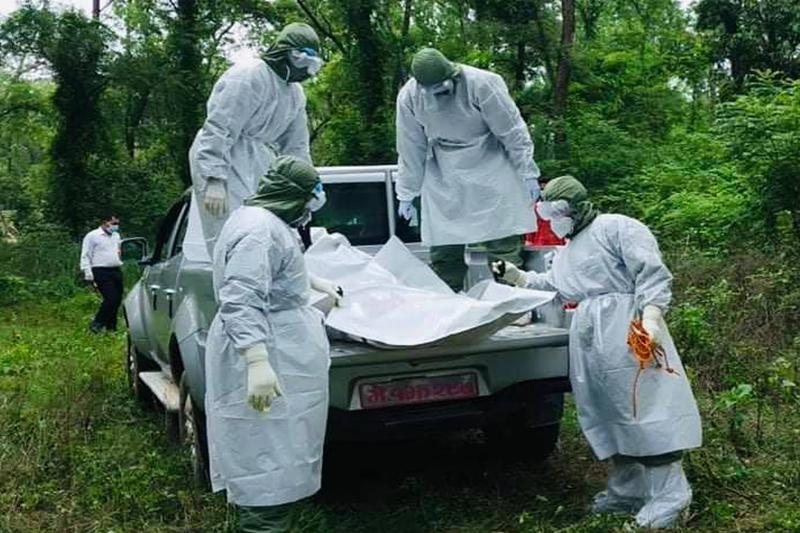 २४ घण्टामा थप ५ जना कोरोना संक्रमितको मृत्यु, मृतकको संख्या ८४७ पुग्यो