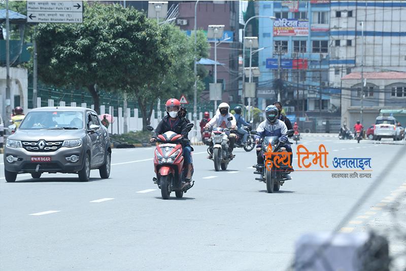 काठमाडौं उपत्यकामा कोरोना कहर : थप १३४ जनामा देखियो संक्रमण