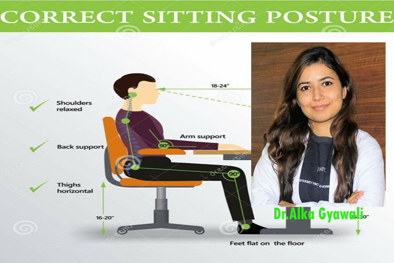 Sitting positions matter today, tomorrow and everyday