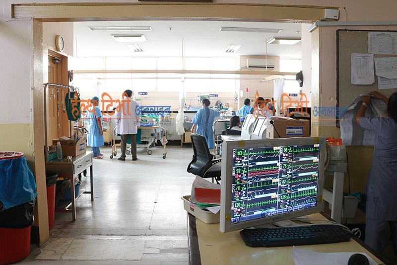 २८ हजार संक्रमितमध्ये २५ हजार भन्दा बढी होम आइसोलेसनमा, आईसीयू पाउन अझै मुश्किल