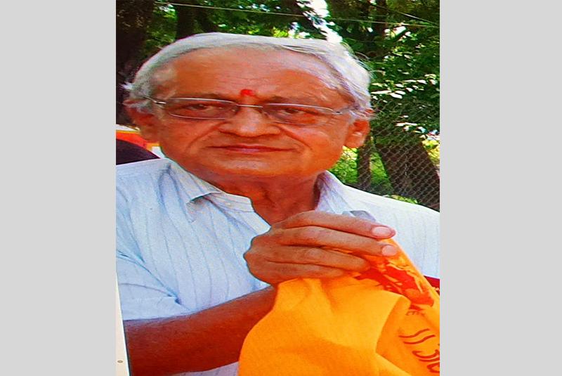 कोरोना संक्रमण भएर अस्पताल भर्ना भएका वरिष्ठ सर्जन डा ध्रुव शर्मा मुडभरीको मृत्यु