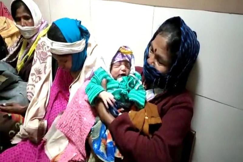 भारतको एक अस्पतालमा आगलागी हुँदा १० जना नवजात शिशुको मृत्यु